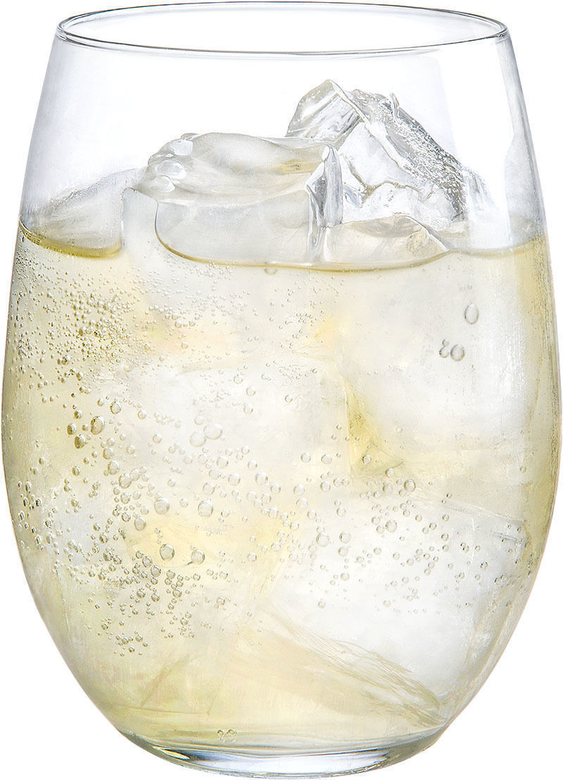 How to Make the Prosecco on the rocks