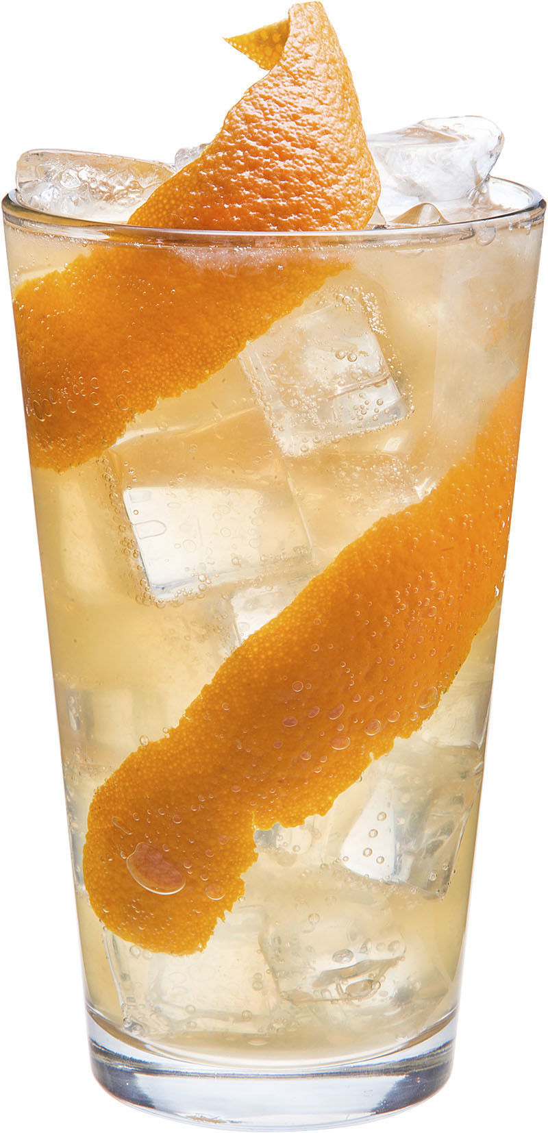How to Make the Orange Collins