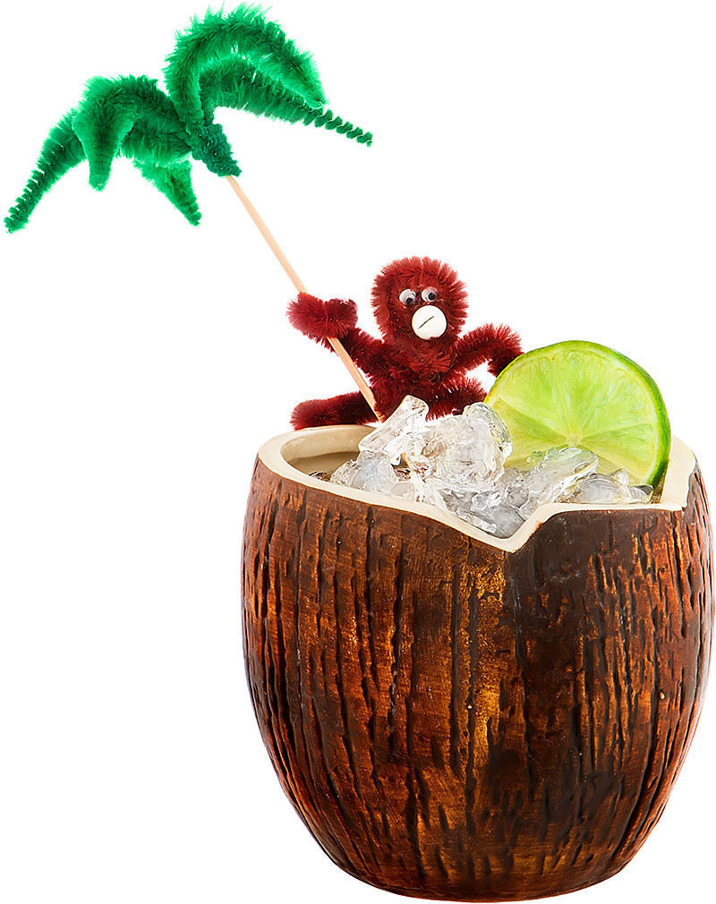 How to Make the Put the Lime in the Coconut
