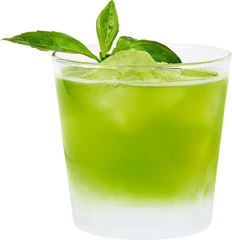 How to Make the Basil Smash