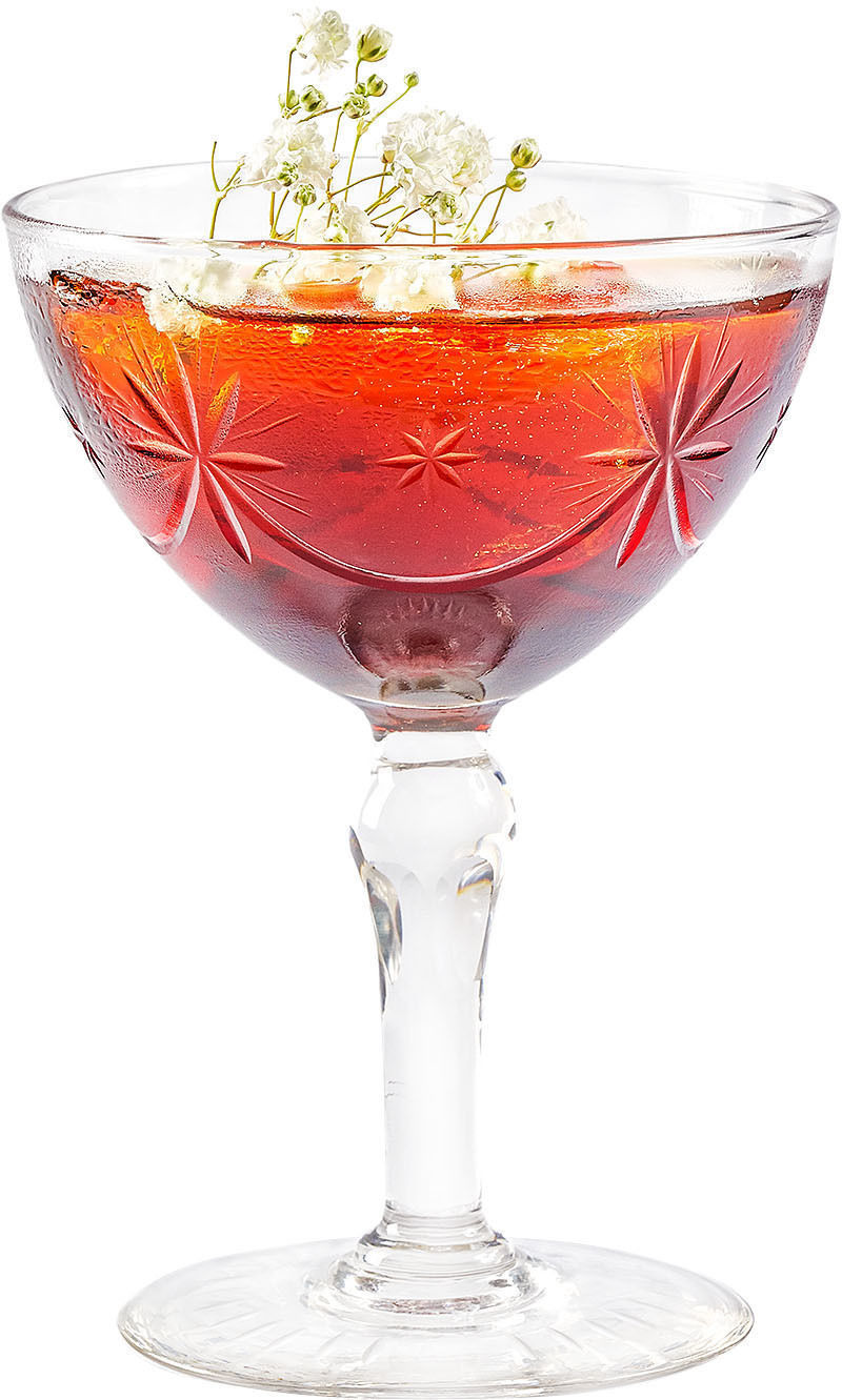 How to Make the Rum Manhattan