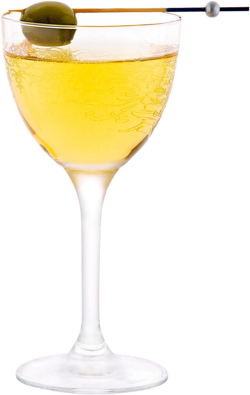 How to Make the Martinez Bianco