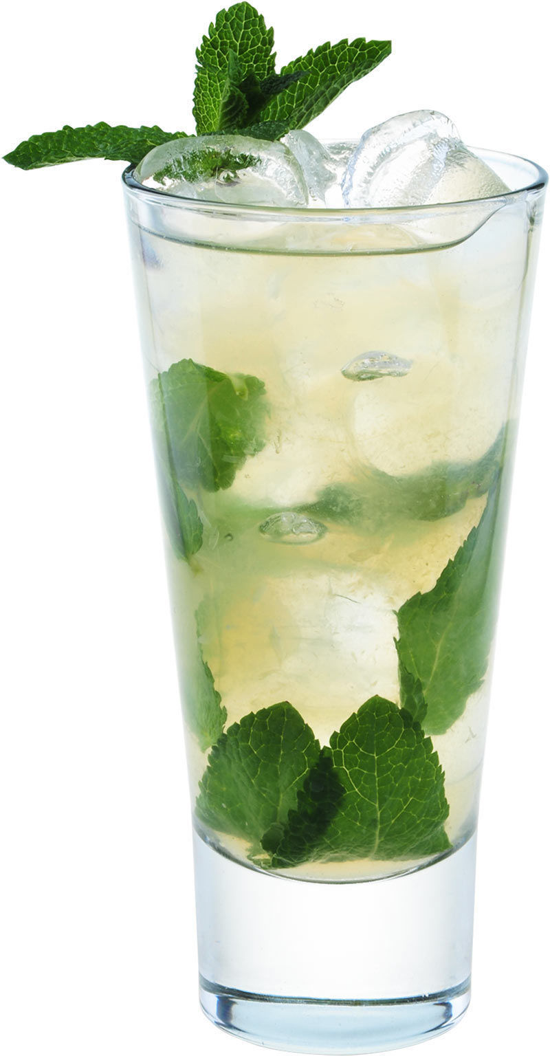 How to Make the Vodka with Mint Tea