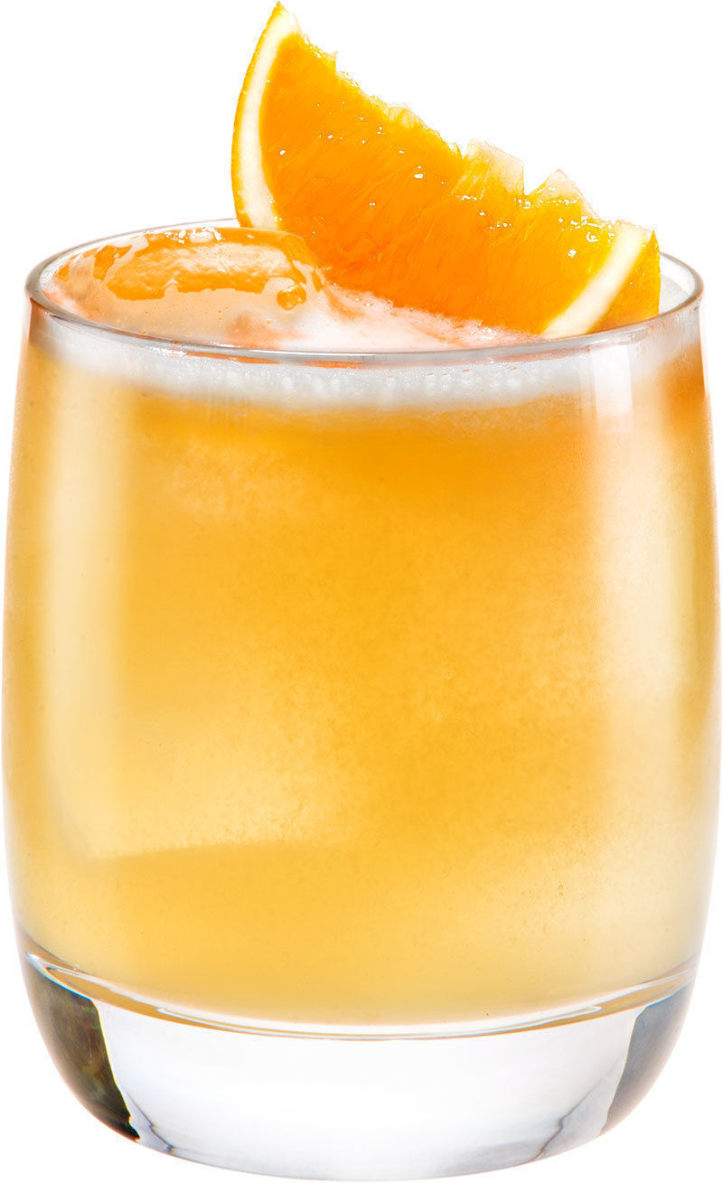 How to Make the Grapefruit Whisky Sour