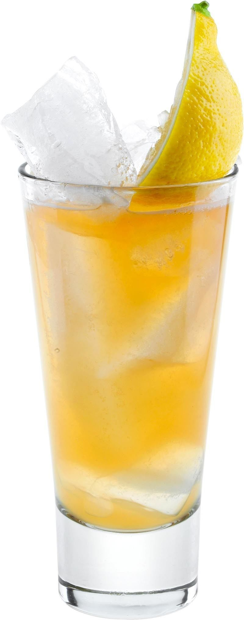 How to Make the Gin with Peach Tea