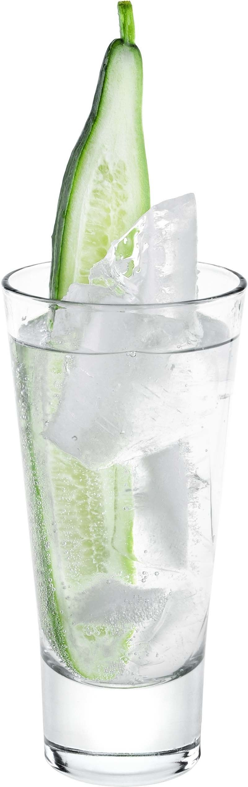 How to Make the Gin and Tonic with Cucumber