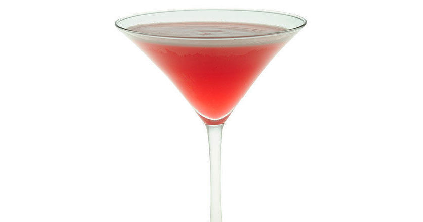 Japanese Cosmopolitan Double Checked Recipe And Cocktail Photo